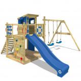 Abbildung von Wickey Wickey Spielturm mit Rutsche Smart Camp Kletterturm