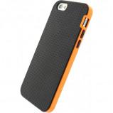 Afbeelding van Apple iPhone 6/6S telefoonhoes Zwart/Oranje Xccess