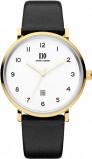 Afbeelding van Danish Design Horloge 40 mm Steel IQ11Q1216