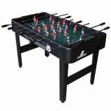 Afbeelding van Cougar tafelvoetbalspel 122 x 61 79 cm zwart