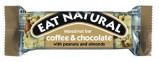Afbeelding van Eat Natural Coffee chocolate peanut 45g