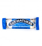 Afbeelding van Eat Natural Cashew Blueberry Yoghurt, 45 gram