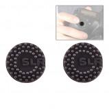 Afbeelding van Custom SLR ProDot Shutter Button Zwart (2 stuks)