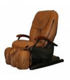 Billede af Brugt massagestol, iCare 700, brunt læder