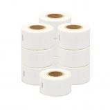 Afbeelding van Compatible 10x Dymo 99010 / S0722370 compatible labels 89 mm x 28 mm Alleeninkt