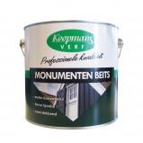 Afbeelding van Koopmans Monumenten Beits Mat 2,5 liter