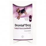 Afbeelding van Drontal Hond Ontwormtabletten 2st