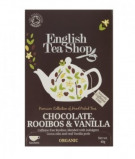 Afbeelding van English Tea Shop Chocolate rooibos & vanilla 100 Gram