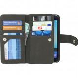 Afbeelding van Mobilize Slim Wallet Book Case Samsung Galaxy Young 2 Purple Mobiliz