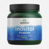 Image of 100% Pure Inositol Powder by Swanson Health 227 grams Tasteless