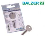 Image of Balzer Diamond Hook Sharpener, key shaped