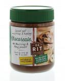 Afbeelding van De Rit Chocoreale Hazelnootpasta Natural Sweetener, 270 gram
