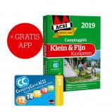 Afbeelding van ACSI Campinggids Klein & Fijn Kamperen 2019 + App