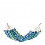Afbeelding van Bo Garden Rumba 1 persoons hangmat (Kleur: groen/blauw/oranje)