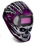 Afbeelding van 3M 752620 Speedglas 100 Laskap Raging Skull met lasfilter 100V ADF kleur 8 12