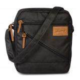 Afbeelding van Bestway schoudertas Highland Wax Coated zwart 4 liter