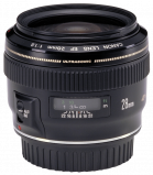 Afbeelding van Canon EF 28mm F/1.8 USM