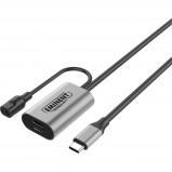 Afbeelding van Eminent EM1535 Actieve USB C Signaalversterker