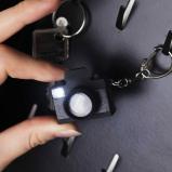 Afbeelding van Camera LED sleutelhanger van Kikkerland