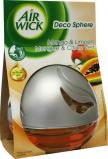 Afbeelding van Airwick Luchtverfrisser decosphere mango & limoen 1st