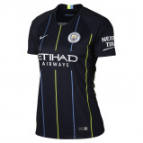 Abbildung von 2018/19 Manchester City FC Stadium Away Women's Football Shirt Blue