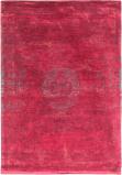 Afbeelding van Louis de Poortere Fading World Medallion vloerkleed (Afmetingen: 200x140 cm, Basiskleur: rood/roze)