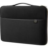 Afbeelding van HP 14'' Carry sleeve Black/Gold laptop