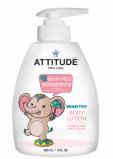 Afbeelding van Attitude Ecologische Bodylotion Fragrance Free 300ML