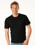 Afbeelding van Best4body Verbandshirt Korte Mouw Zwart S, 1 stuks