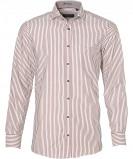 Afbeelding van Casa Moda Overhemd Extra Lang Rood 39