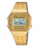 Afbeelding van Casio Collection A168WG 9EF Classic horloges horloge