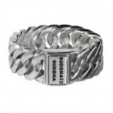 Afbeelding van Buddha to 541 Ring Chain Small Maat 17 zilver