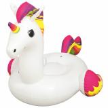 Afbeelding van Bestway Floatin' Fashion opblaasbare MEGA Unicorn 224x164cm