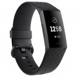Image of Fitbit Charge 3 Display Smartwatch FB409GMBK EU