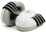 Afbeelding van Alpine Muffy Baby Zwart/wit Oorkap, 1 stuks