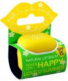 Afbeelding van Beauty Made Easy Lipbalm Love U Sunny Spf15, 7 gram