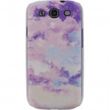 Afbeelding van Xccess Cover Samsung Galaxy S4 I9500/I9505 Pink Sky