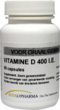 Afbeelding van Added Pharma Vitamine D 400ie Los 90ca