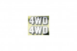 Image of 4WD Sticker
