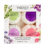 Afbeelding van Yardley Gastenzeep Mix 50 gram, 4x50 gram