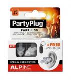 Afbeelding van Alpine PartyPlug Oordoppen Transparant gehoorbeschermer