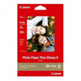 Afbeelding van Canon PP 201 Glossy Plus Fotopapier 20 Vellen 13 x 18 cm papier