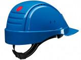 Afbeelding van 3M Peltor G2000DUV BB Veiligheidshelm met pinlock Blauw Leren sweatband