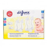 Afbeelding van Difrax Newborn Transparant Starterset 120 603