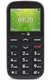 Afbeelding van Doro 1361 Black mobiele telefoon