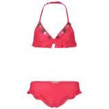 Afbeelding van Billieblush U10309 Kinder Zwemkleding Fluor Roze