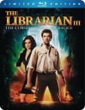 Afbeelding van The Librarian 3 Curse Of Judas Chalice (steelbook)