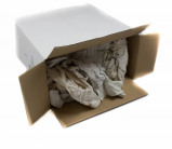 Afbeelding van Euro poetslappen in doos 10 kg