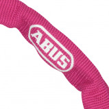 Image of Abus 1200 Combination Chain Lock (Frame colour: pink)