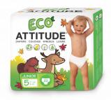 Afbeelding van Attitude Ecologische Luiers Maat 5
